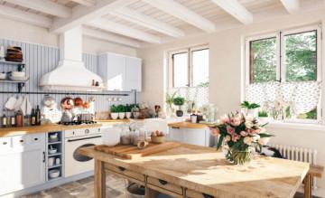 4 kiểu thiết kế nhà bếp độc đáo