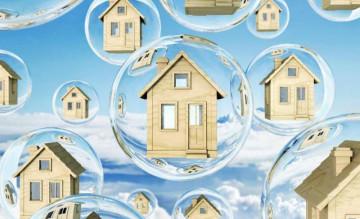 Bong bóng bất động sản là gì? Nguyên nhân là gì?