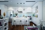 4 cách bố trí cho nhà bếp nhỏ