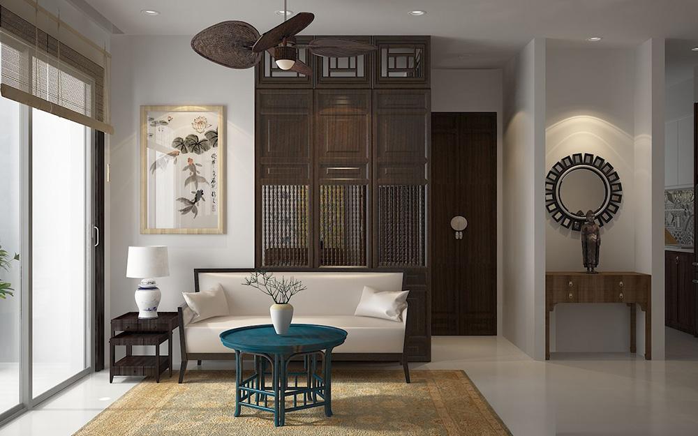 Phong cách kiến trúc Indochine là gì?
